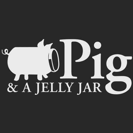 Pig and a Jelly Jar