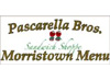 Pascarella Brothers Sandwich Shoppe