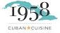 1958 Cuban Cuisine