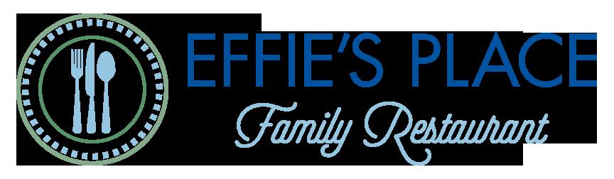 Effie's Place Family Restaurant - West Hartford