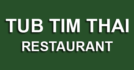 Tub-Tim Thai Restaurant