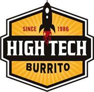 High Tech Burrito San Anselmo