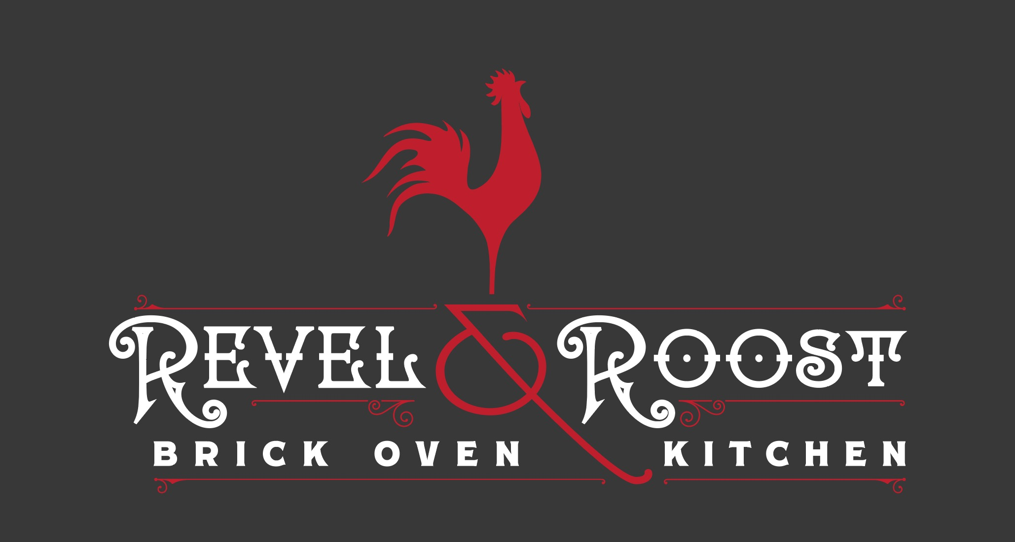 Revel and Roost Brick Oven Kitchen