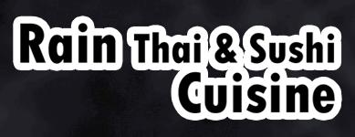 Rain Thai and Sushi