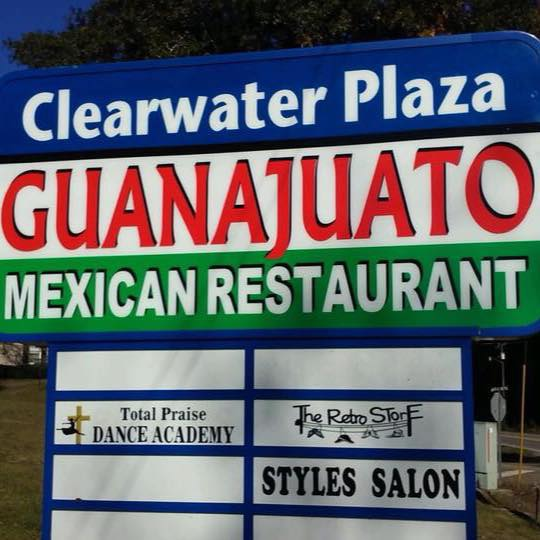 Guanajuato Mexican Restaurant (Clearwater)
