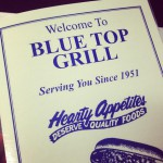 Blue Top Grill