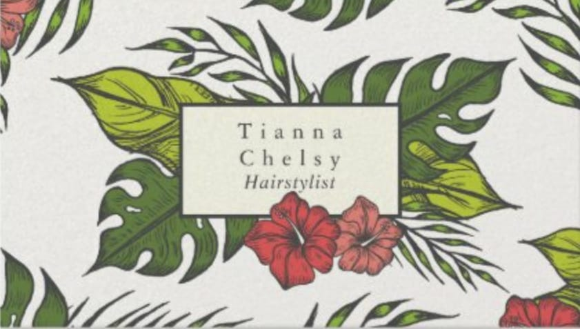 Hair by Tianna Chelsy