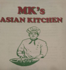 MK's Asian Kitchen