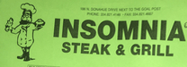 Insomnia Steak & Grill