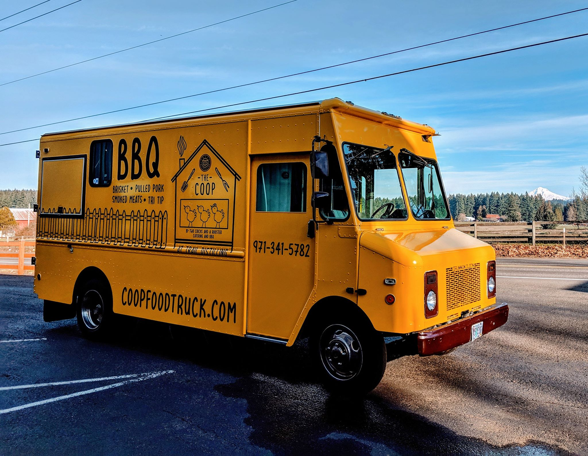 The Coop Food Truck (Partner)