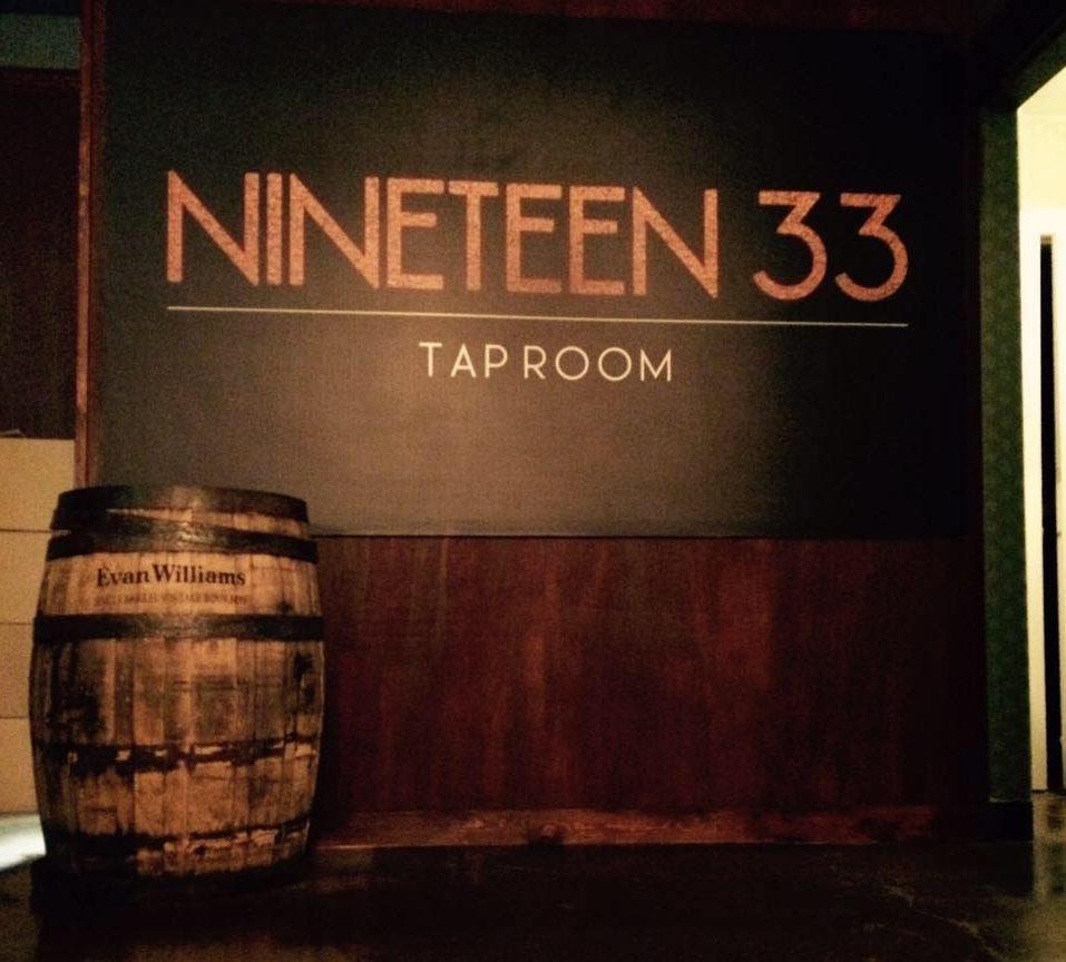 Nineteen 33 Taproom(Partner)