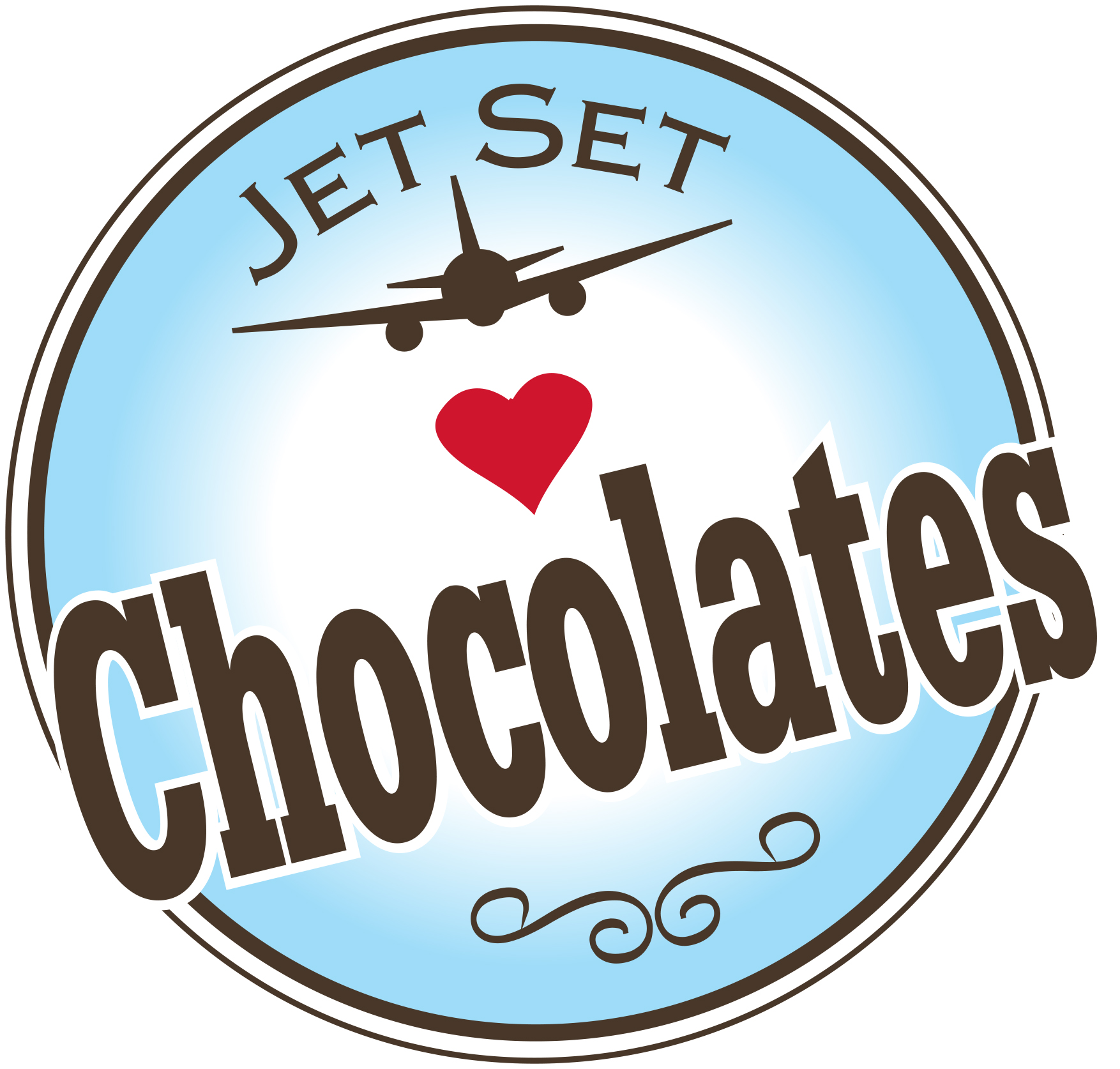 Jet Set Chocolates