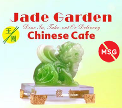 Jade Garden Chinese Cafe - Tomball