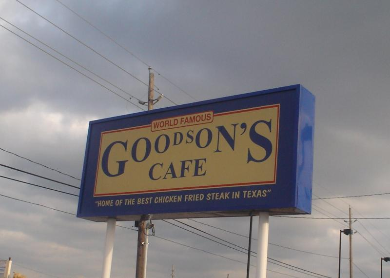 Goodsons Cafe - Tomball