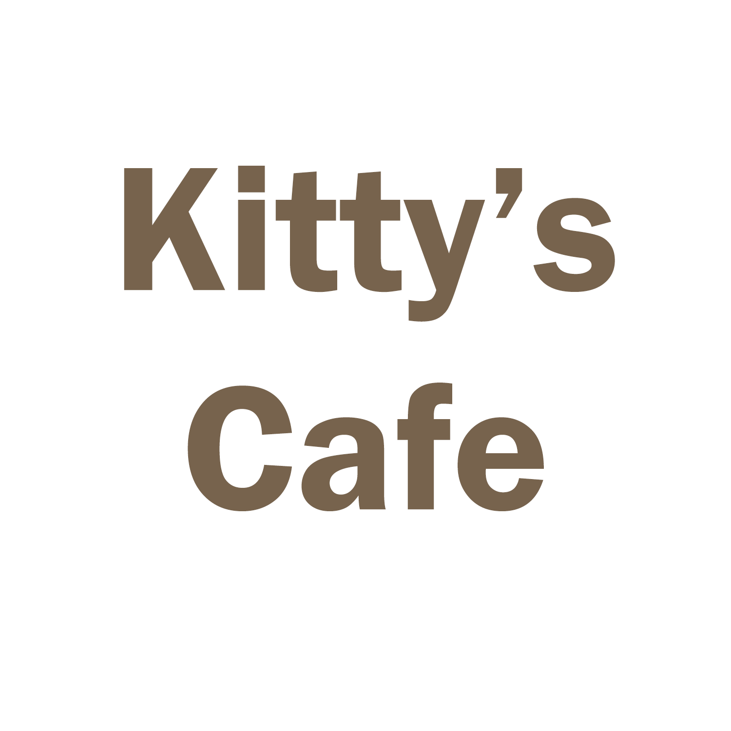 Kitty's Cafe