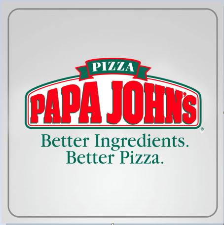 Papa Johns - Project 6