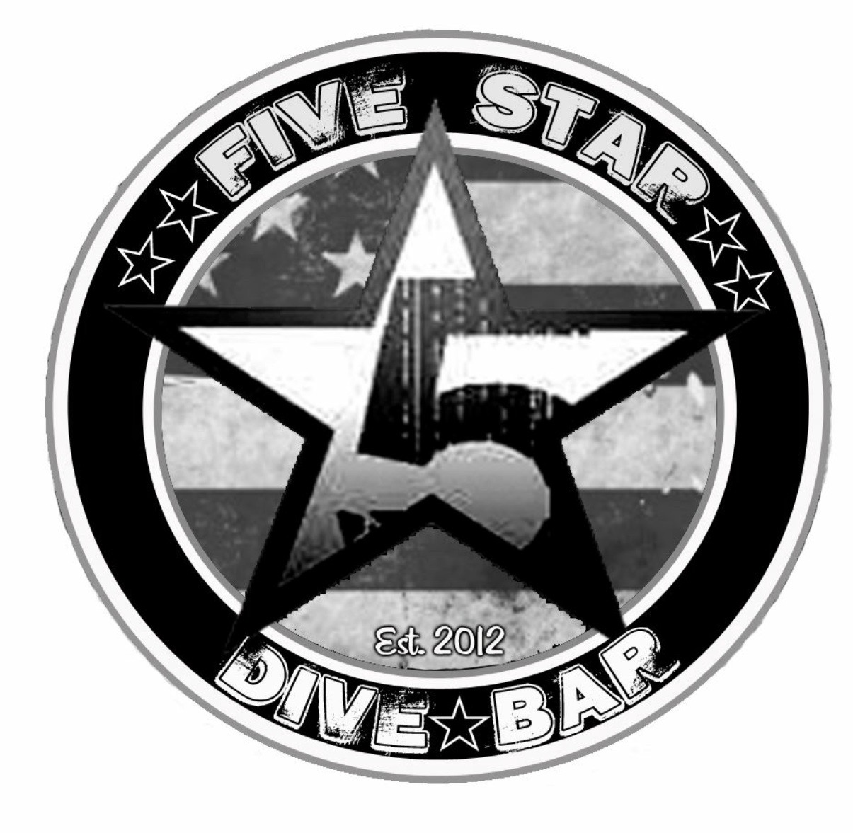 5 Star Dive Bar (NO SERVICE FEE)