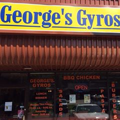 George's Gyros (NO SERVICE FEE)