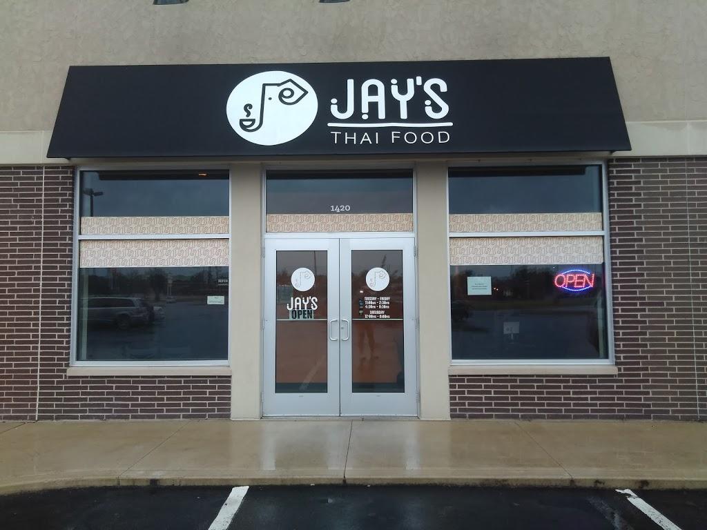 Jay's Thai Food