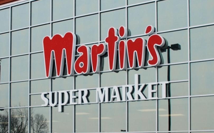 Martin's Super Market - Bristol St