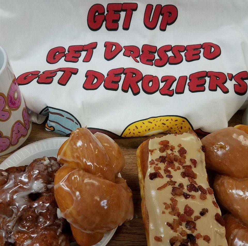 DeRozier's Bakery - (Free Delivery)