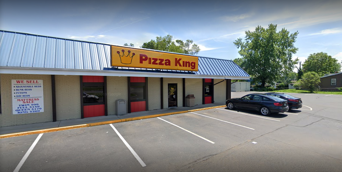 Pizza King Anderson