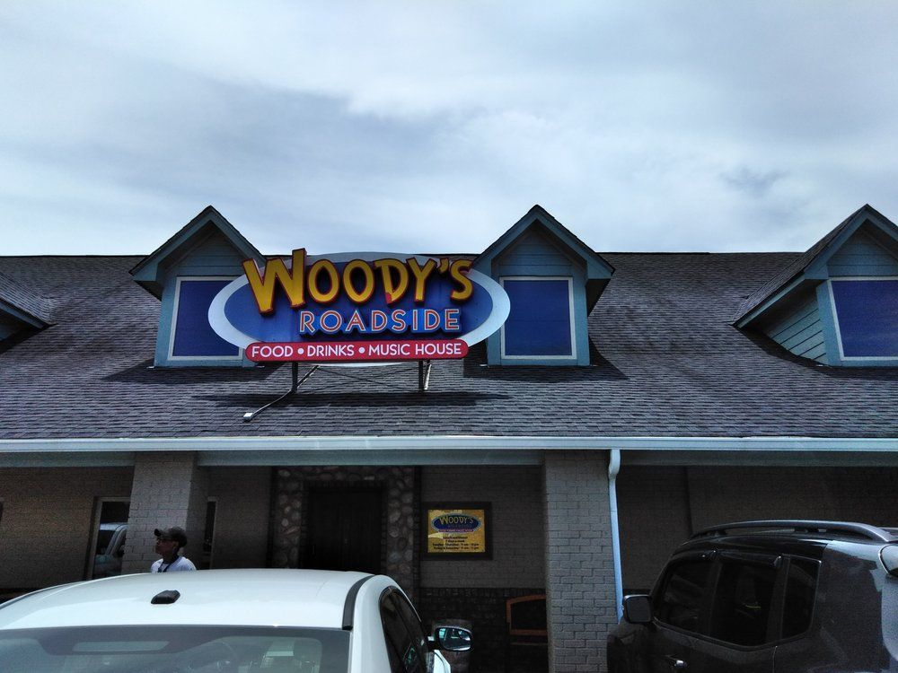 Woodys Roadside Grill  - (Free Delivery)