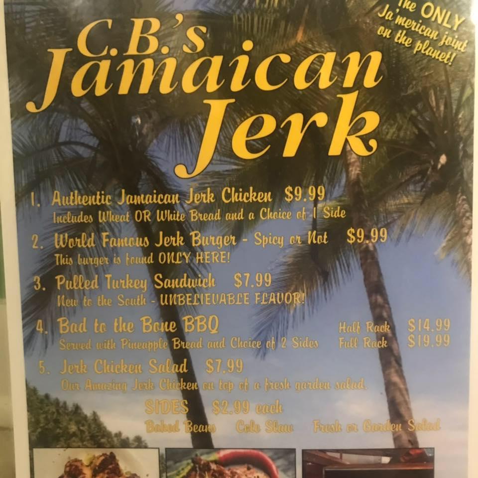 C.B.'s Jamaican Jerk