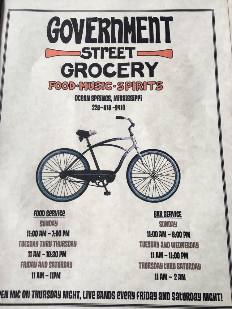 Government Street Grocery