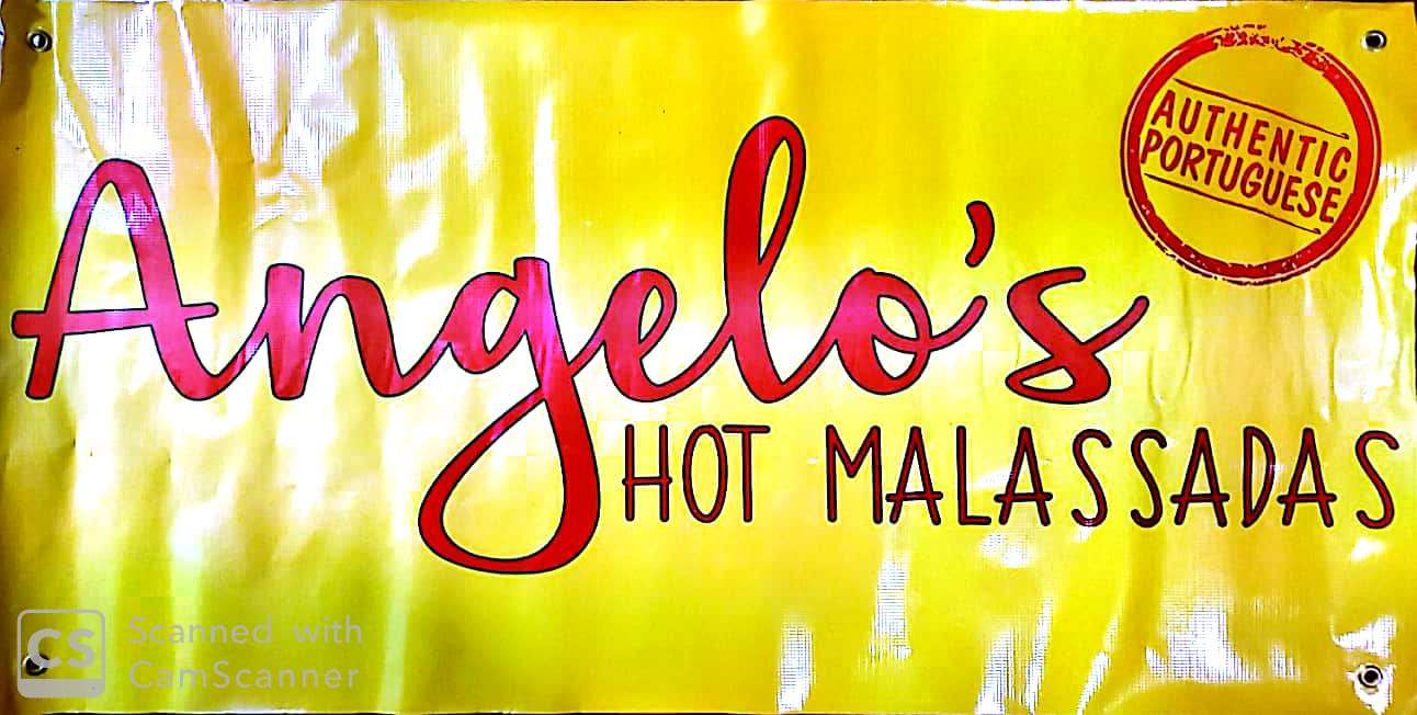 Angelo's Hot Malassadas