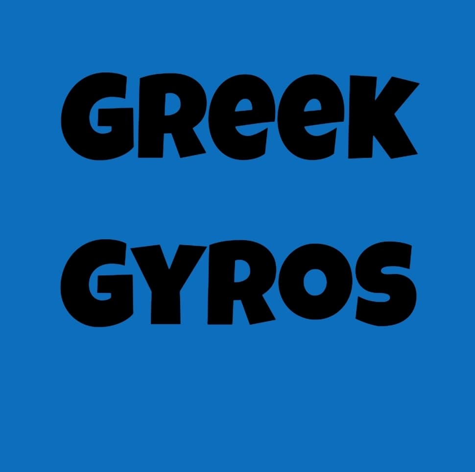 Greek Gyros- Bridge City