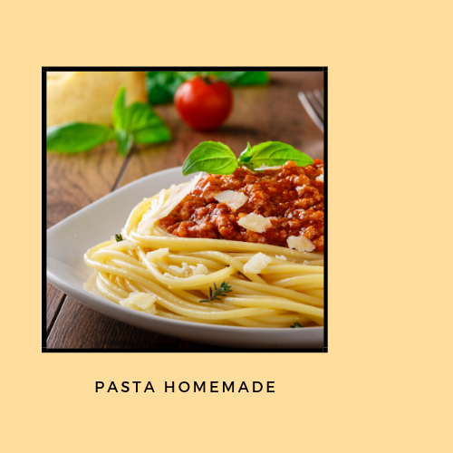 Pasta Homemade