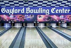 Gaylord Bowling Center