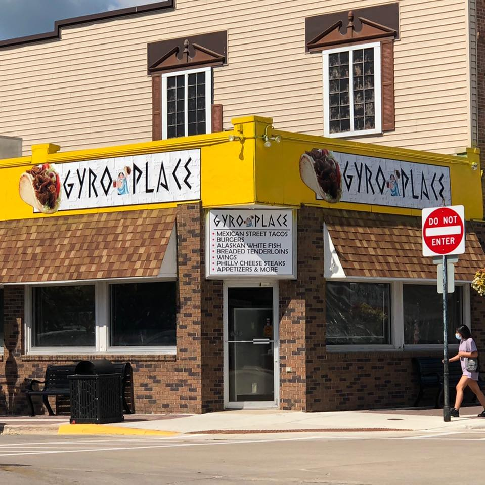 Gyro Place Clear Lake