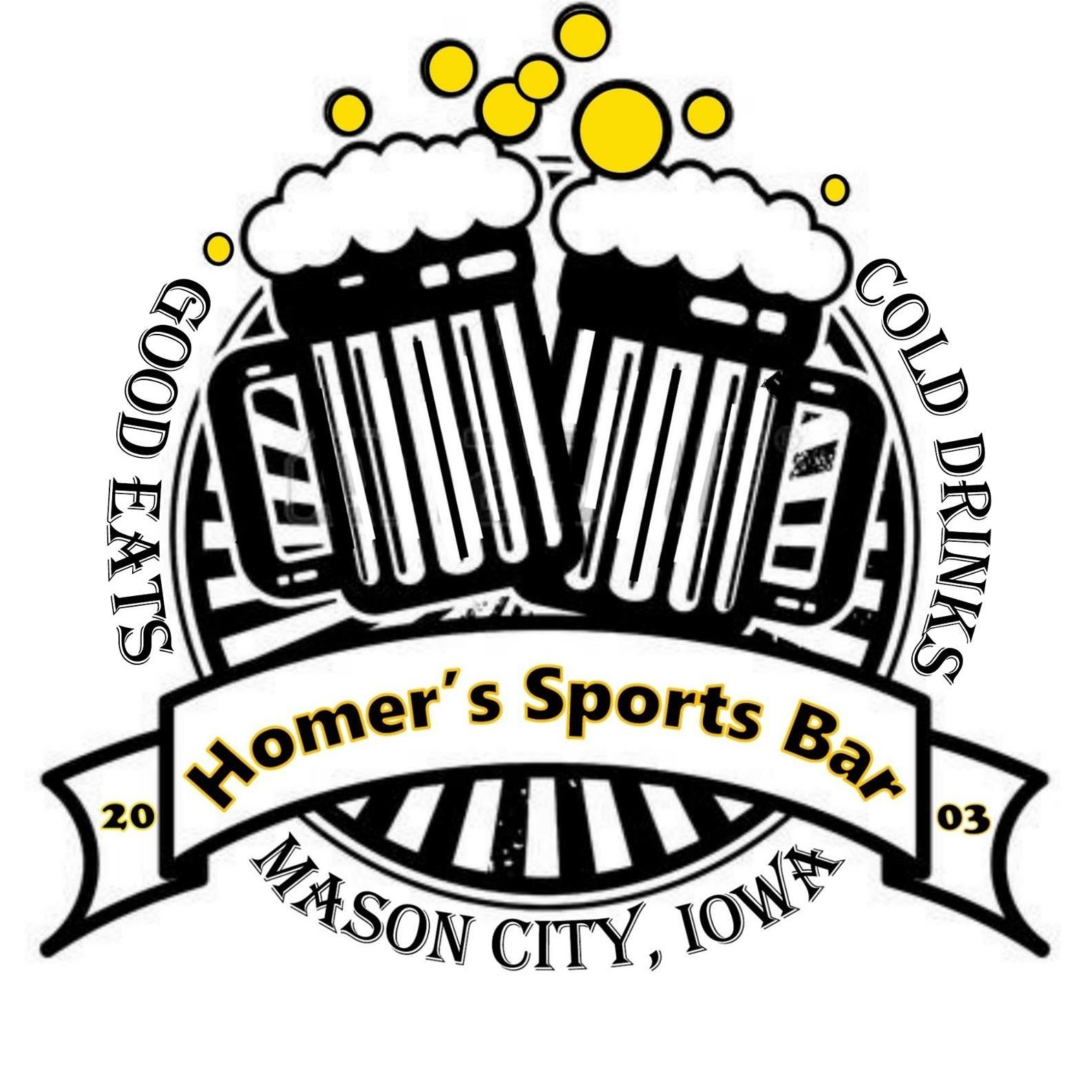Homers Sports Bar & Grille