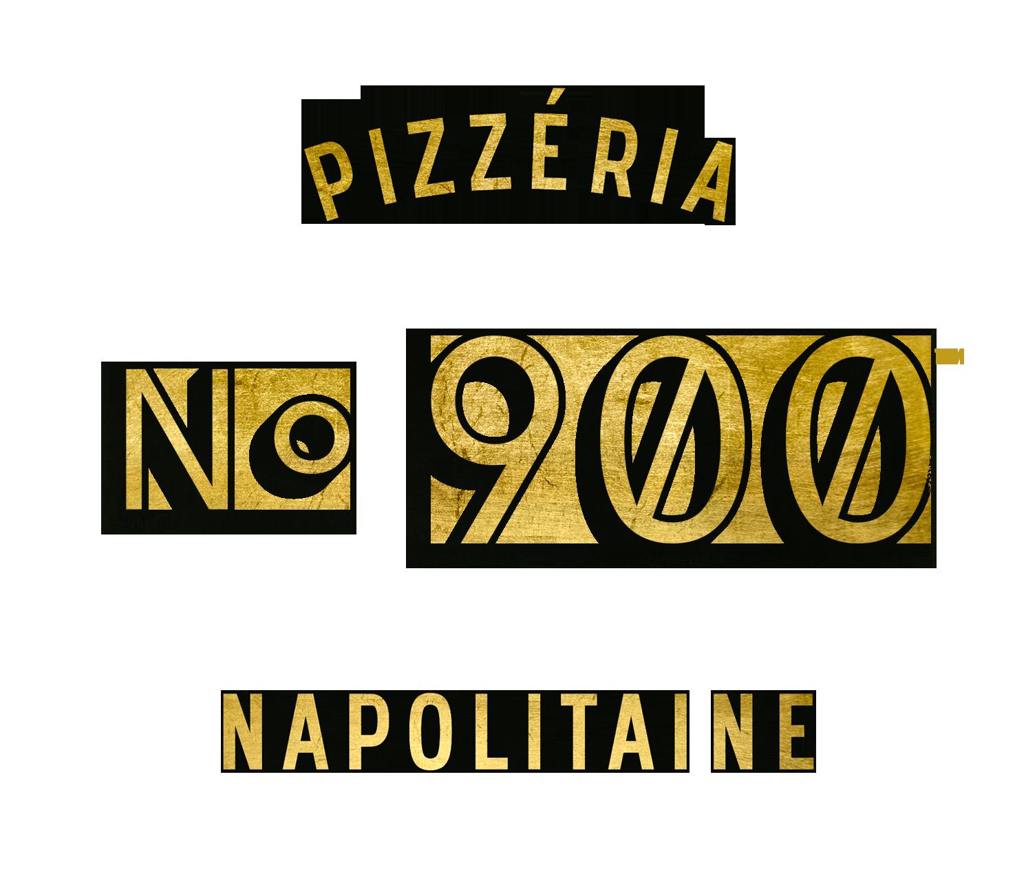 Pizzéria No. 900