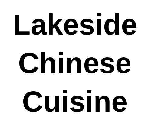 Lakeside Chinese Cuisine Bobcaygeon