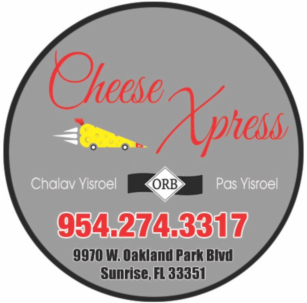 CHEESE XPRESS