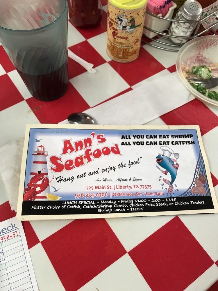 Ann's Seafood