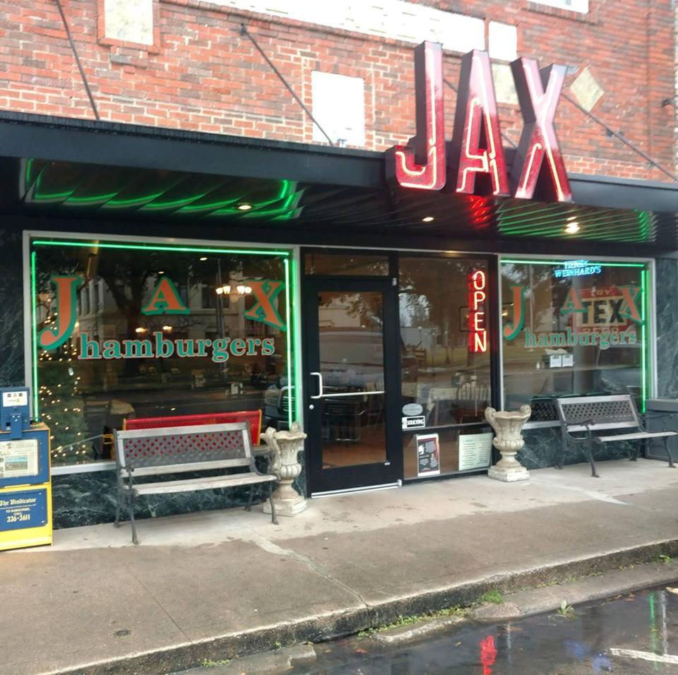 Jax Hamburgers