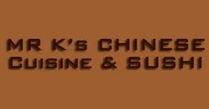 Mr. K Chinese Cuisine and Sushi