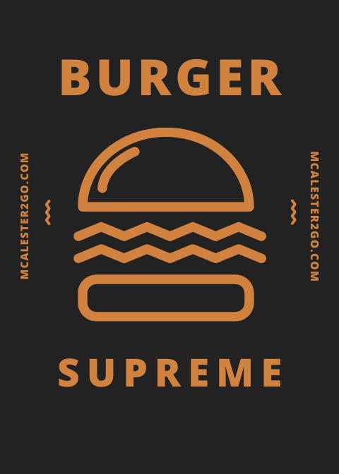 Burger Supreme