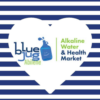 Blue Jug Alkaline Water & Health Market