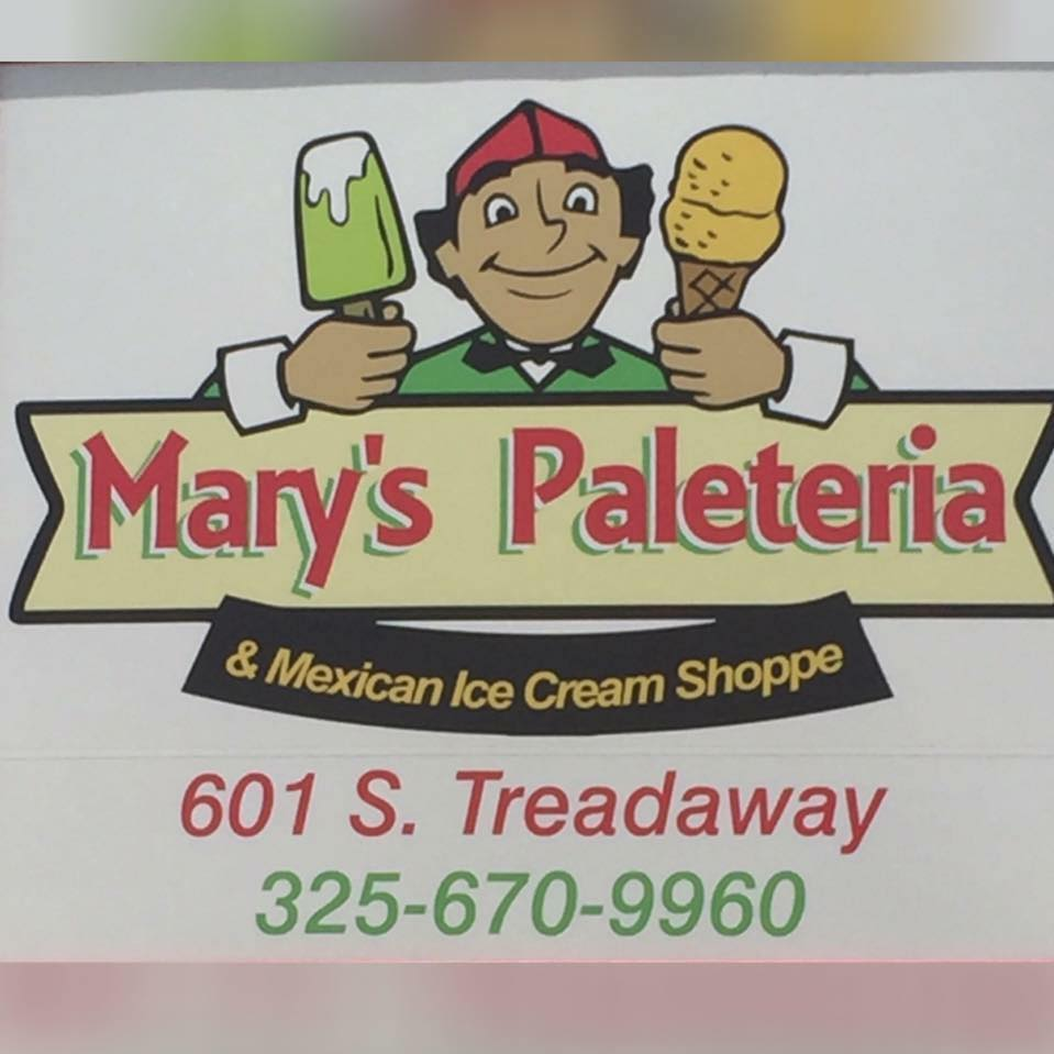 Mary's Paleteria