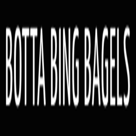 Botta Bing Bagel