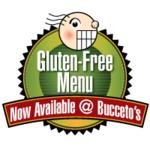 Bucceto's - Gluten-Free Menu