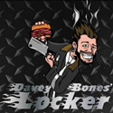 Davey Bones' Locker - NEW