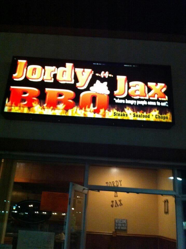 Jorday N Jax BBQ