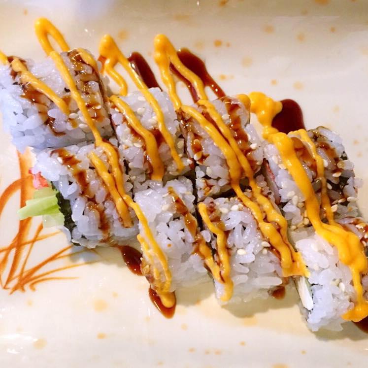 Sumo Hibachi Grill & Sushi