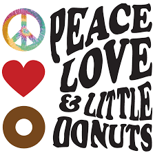 Love, Peace & Little Donuts